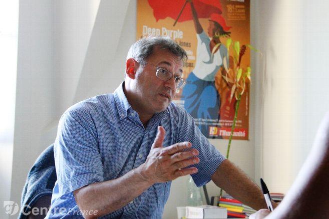 Nicolas Sansu (PCF) battu dans la 2ème circonscription du Cher