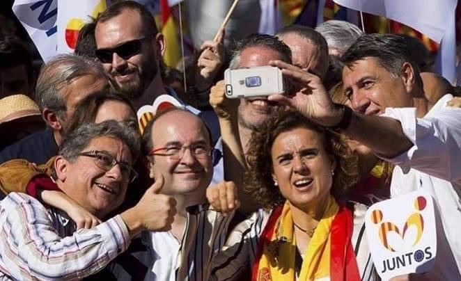 """Catalogne : Pour les élections """"illégitimes"""" du 21 décembre, toutes et tous partiront divisé.e.s"""