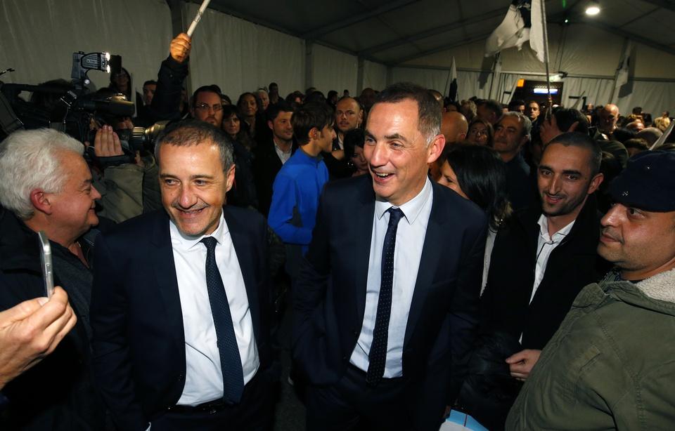 Corse : Les nationalistes remportent le second tour des élections