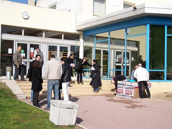Le Front de Gauche de la 13è circonscription sur la route de la victoire
