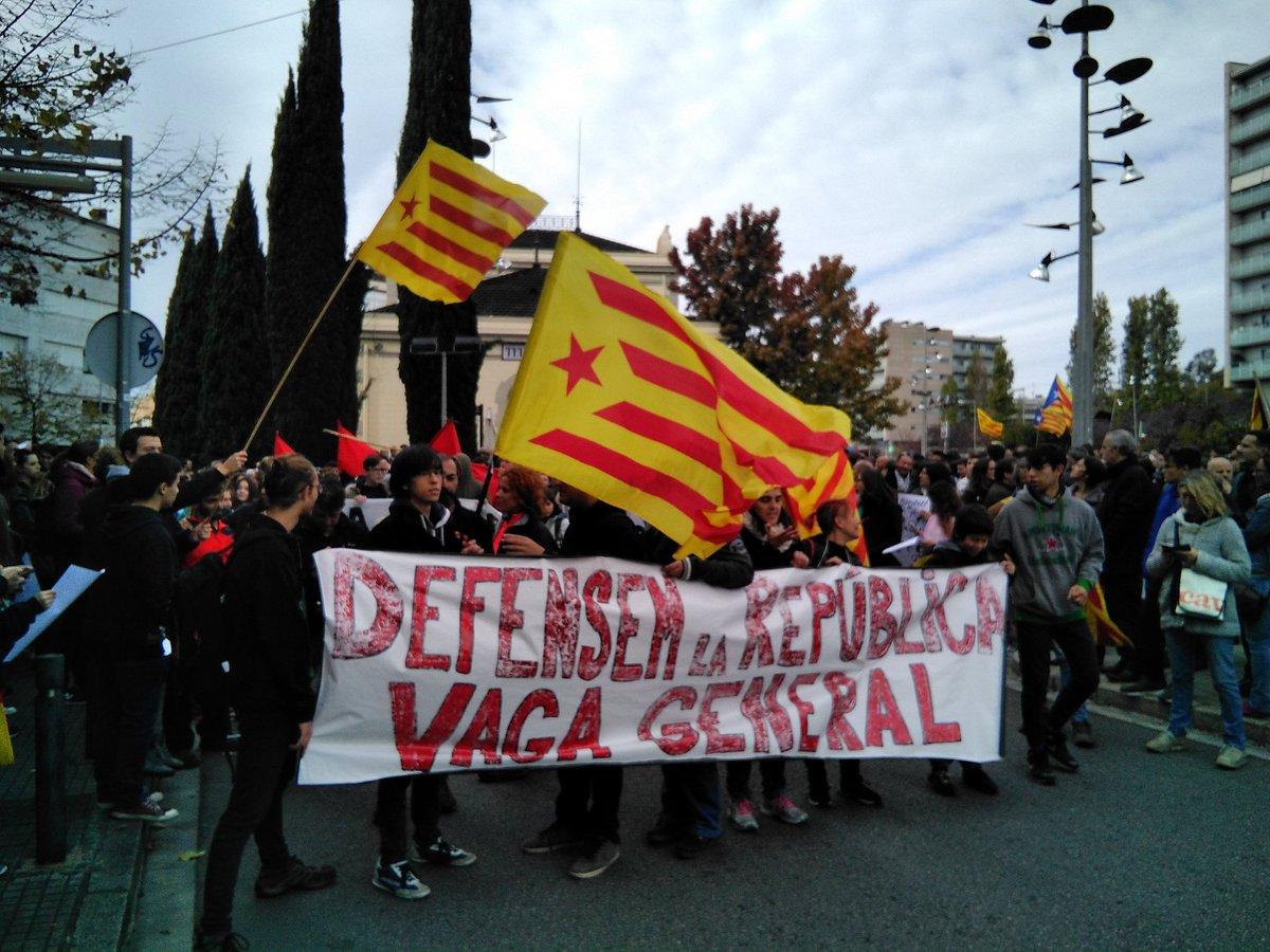 L'Espagne s'attaque maintenant aux Comités de défense de la République (CDR)