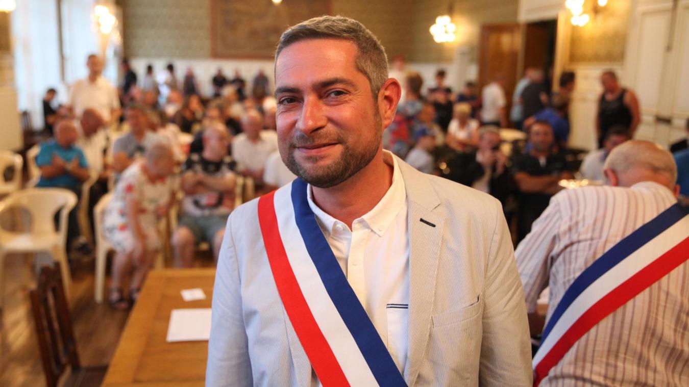 Yann Rojo (PCF) réélu maire Bohain-en-Vermandois (Aisne)