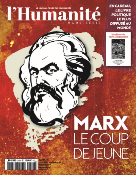 Marx face aux enjeux contemporains du travail (Forum Karl Marx / L'Humanité)