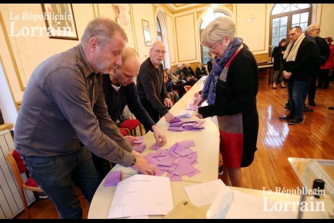 Eric Bernardi (PCF) en tête des élections municipales à Bouligny (Meuse)
