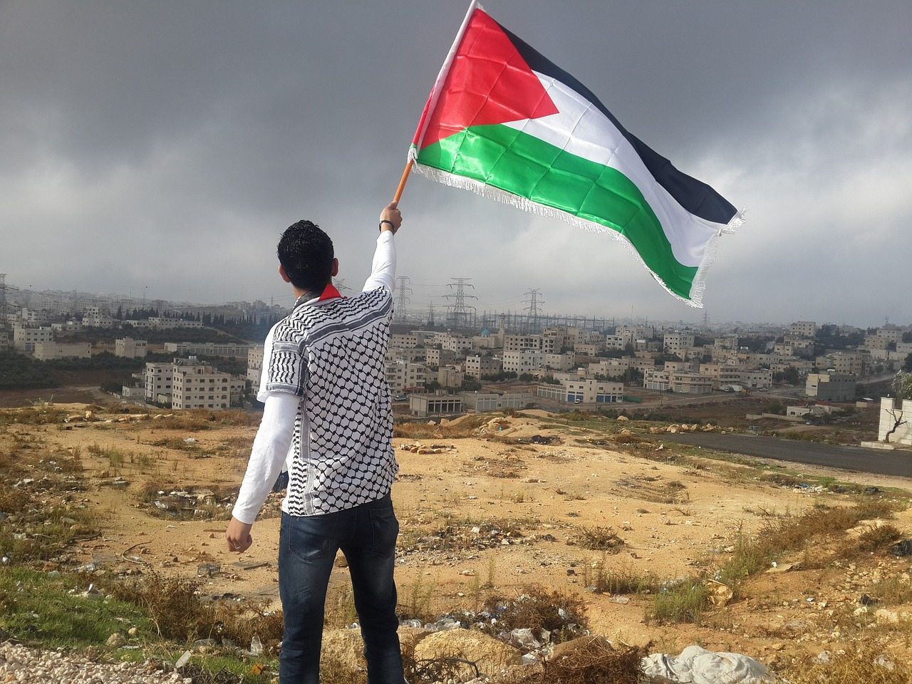 Appel commun d'organisations communistes de jeunesse pour la journée commune d'action et de solidarité avec le peuple palestinien