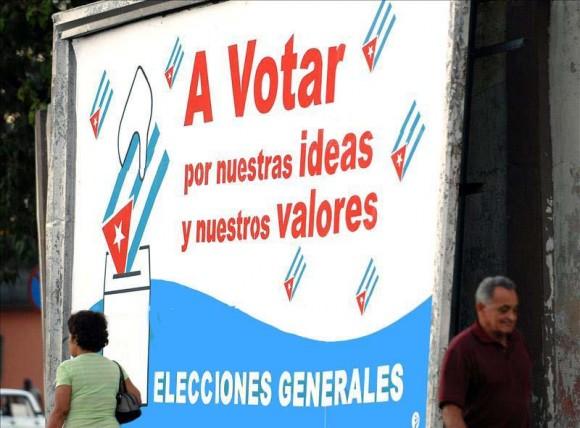 Comment se déroulent les élections à Cuba ? (Petit tuto pour ne pas/plus dire de bêtises)