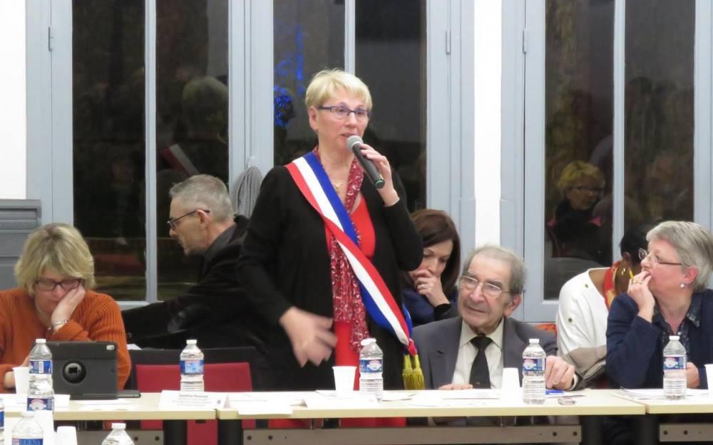 Annie Péronnet (PCF) élue maire de Sarcelles (95)