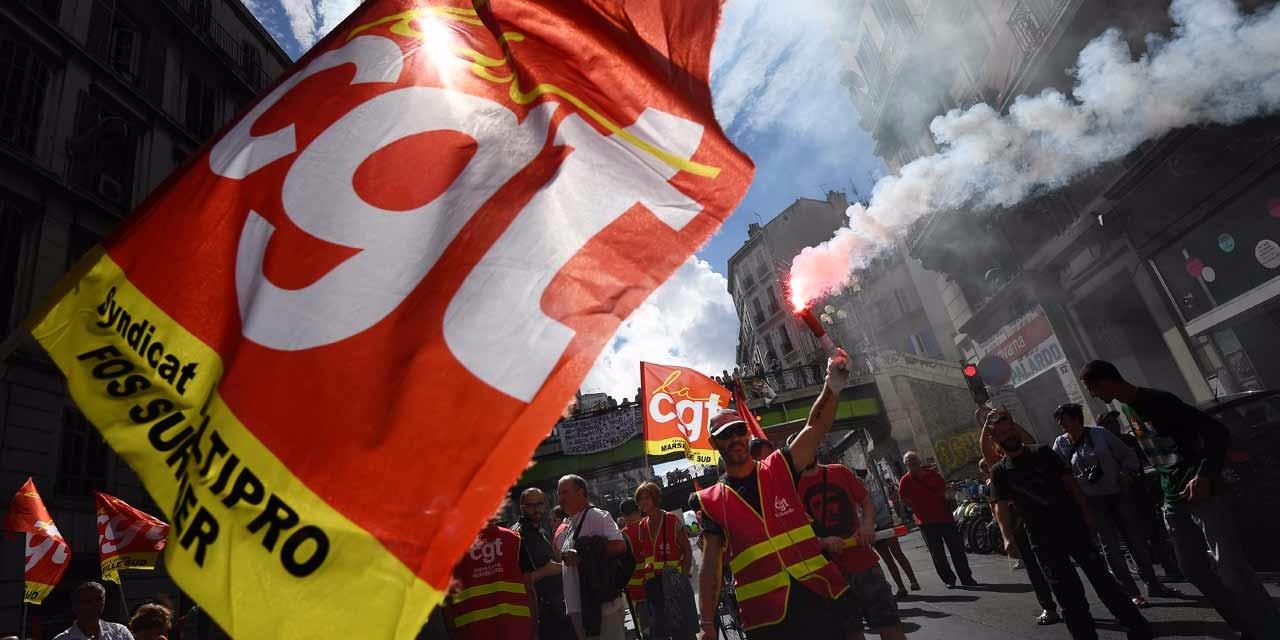 La droite (LR) dépose un projet de loi pour interdire le droit de grève