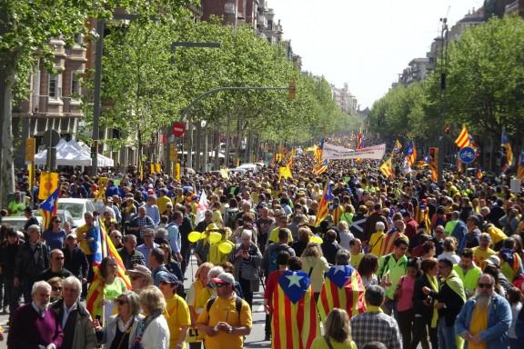 750.000 manifestant.e.s pour la démocratie et la libération des prisonniers politiques