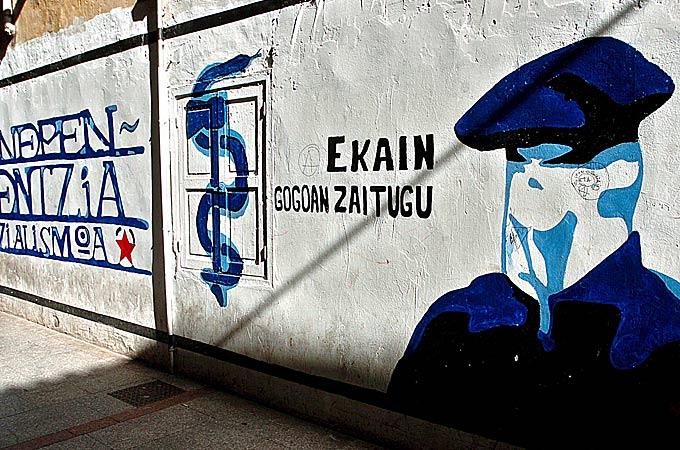"""L'organisation basque ETA demande pardon pour le """"mal"""" causé durant sa lutte armée"""