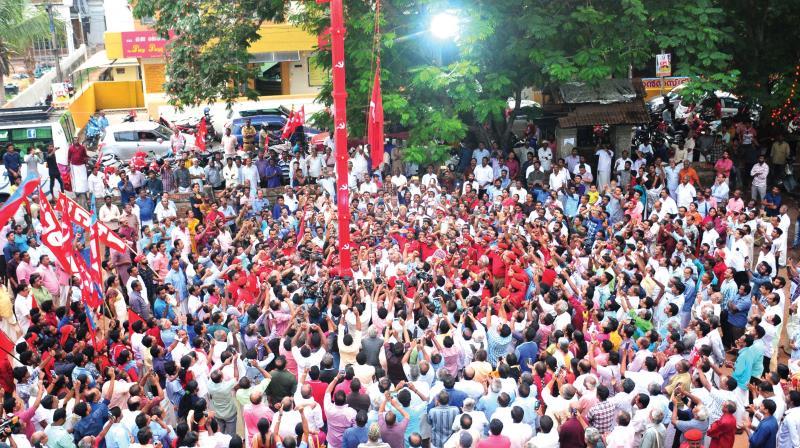 Le Parti Communiste d'Inde (CPI) entame son 23ème congrès par une profonde autocritique