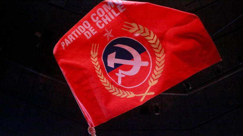 Le Parti Communiste est premier parti politique du Chili en terme militant (officiel)