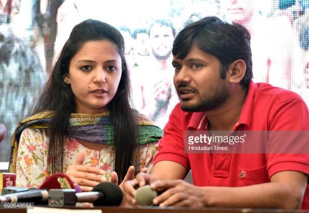 Shehla Rashid, Kanhaiya Kumar, ces leaders étudiants qui portent les couleurs des communistes