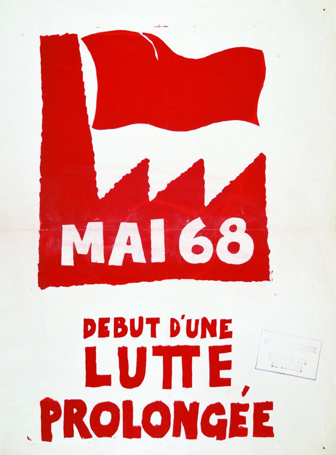 Les député.e.s communistes organisent un colloque sur Mai 68