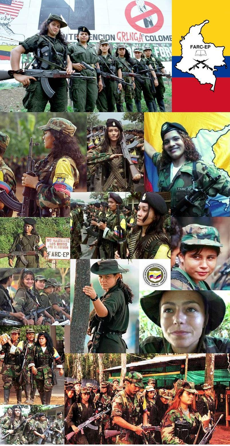 """Les guérillas colombiennes doivent """"reconsidérer"""" la lutte armée"""