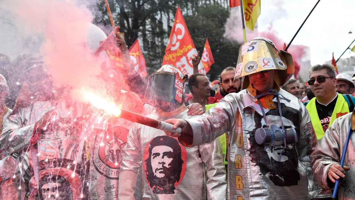 """Une vingtaine de syndicats CGT des Hauts-de-France appellent à une lutte """"révolutionnaire"""""""