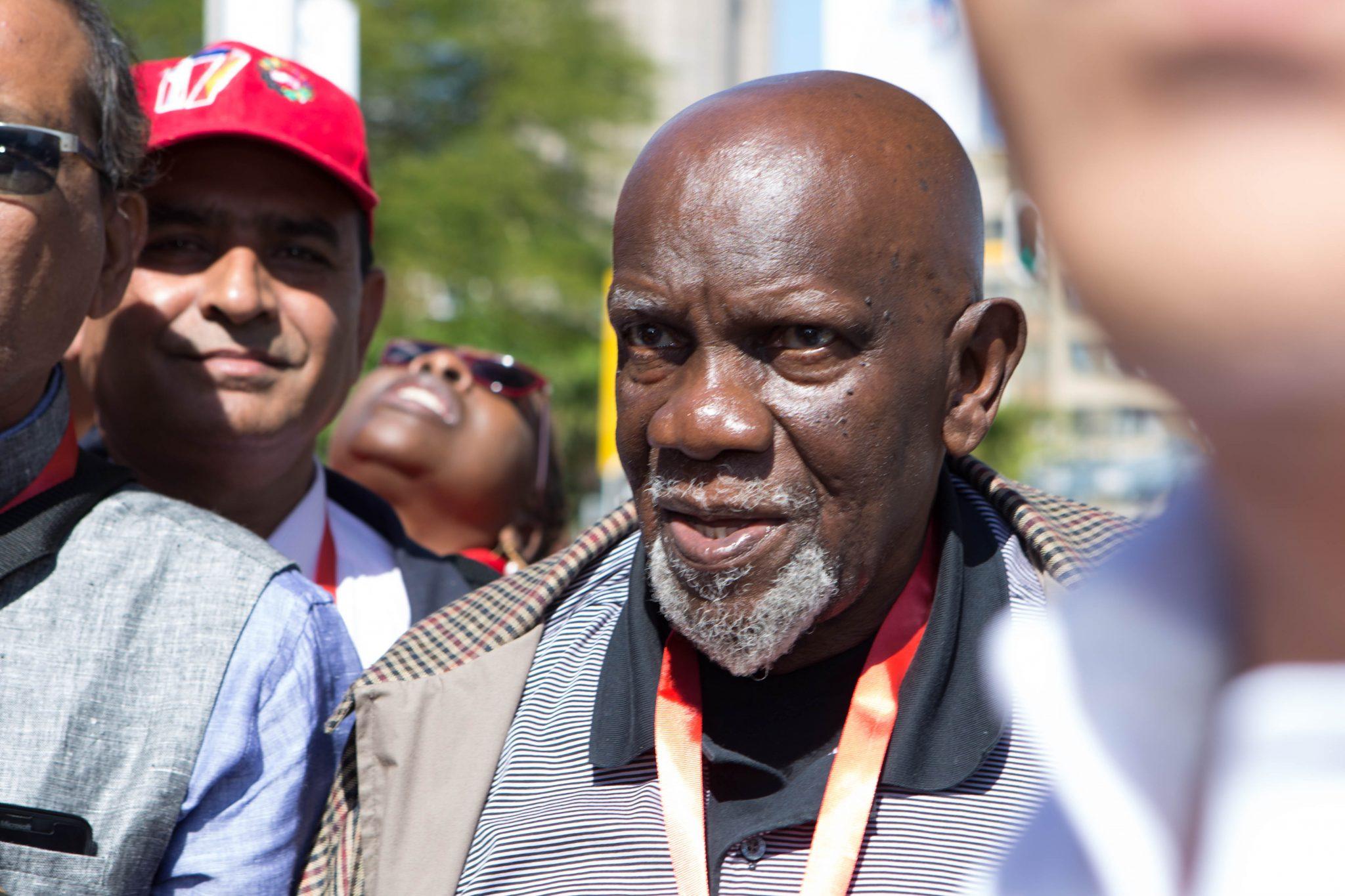 Décés d'Eric «Staline» Mtshali, figure historique du mouvement syndical sud-africain