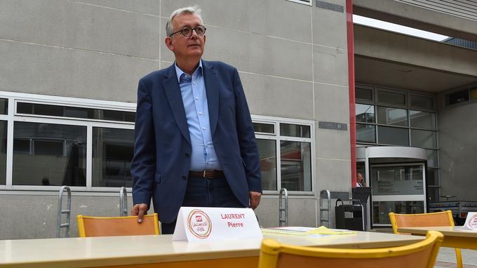 La commission des candidatures a rejeté la proposition de Pierre Laurent de conduire la liste de la direction du PCF