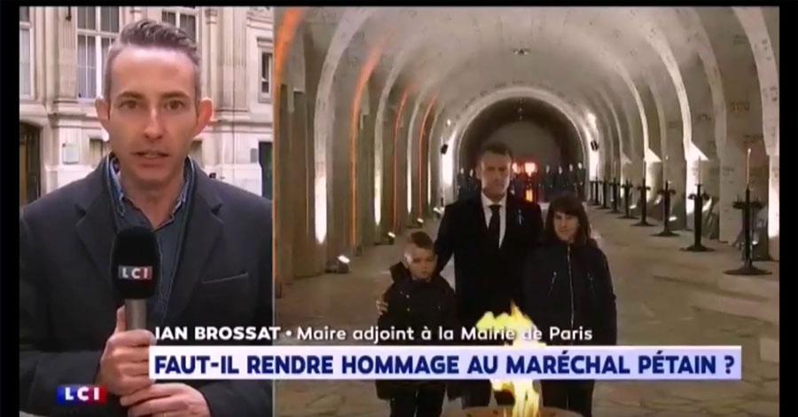Philippe Pétain doit rester dans les poubelles de l'Histoire (Ian Brossat)