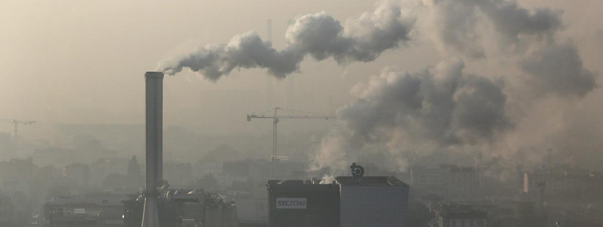 Les niveaux de gaz à effet de serre (GES) atteignent un nouveau record dans l'atmosphère