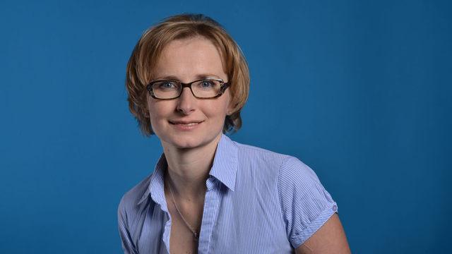 Kateřina Konečná, 37 ans, conduira la liste des communistes tchèques aux européennes