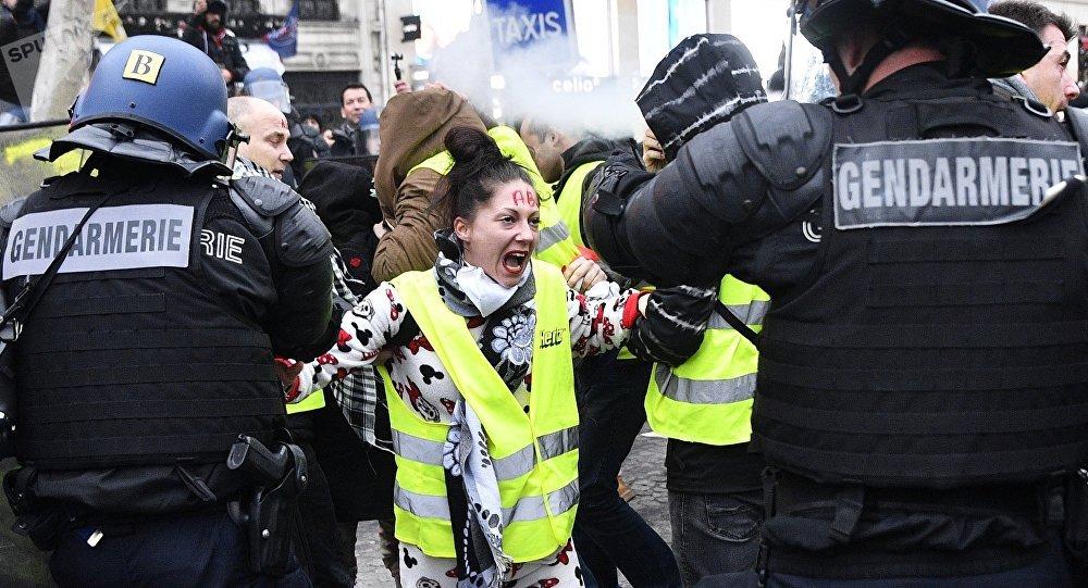 La liberté de manifester en danger ! (CGT)