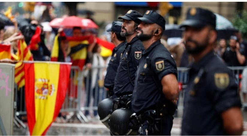 Catalogne : La police espagnole arrête les maires de Verges et Celrà