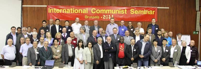 Conclusions générales du Séminaire communiste international de Bruxelles