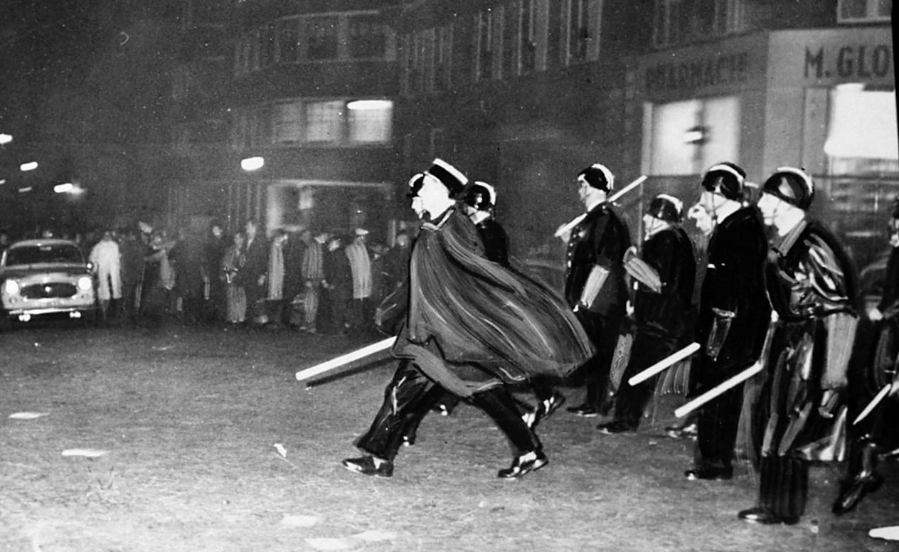 Ne jamais oublier le massacre du métro Charonne du 8 février 1962