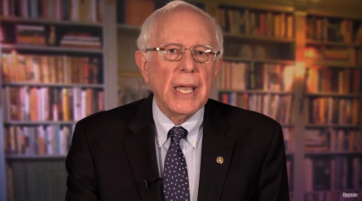 """Bernie Sanders : """"I'm Running For President"""""""