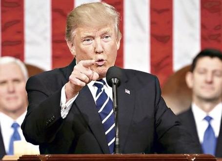 Donald Trump veut éradiquer le socialisme en Amérique latine