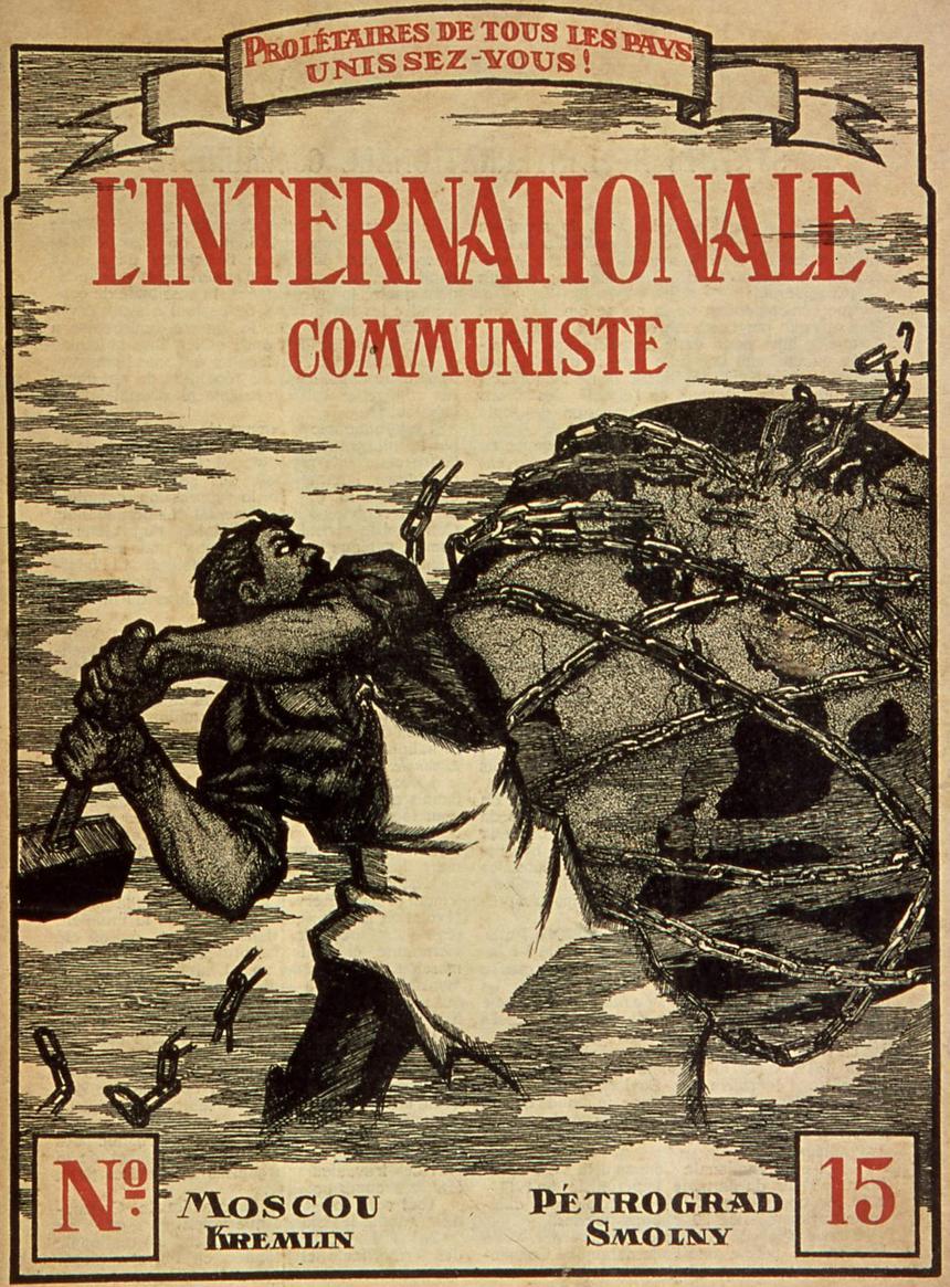 Il y a 100 ans : La naissance de l'Internationale Communiste