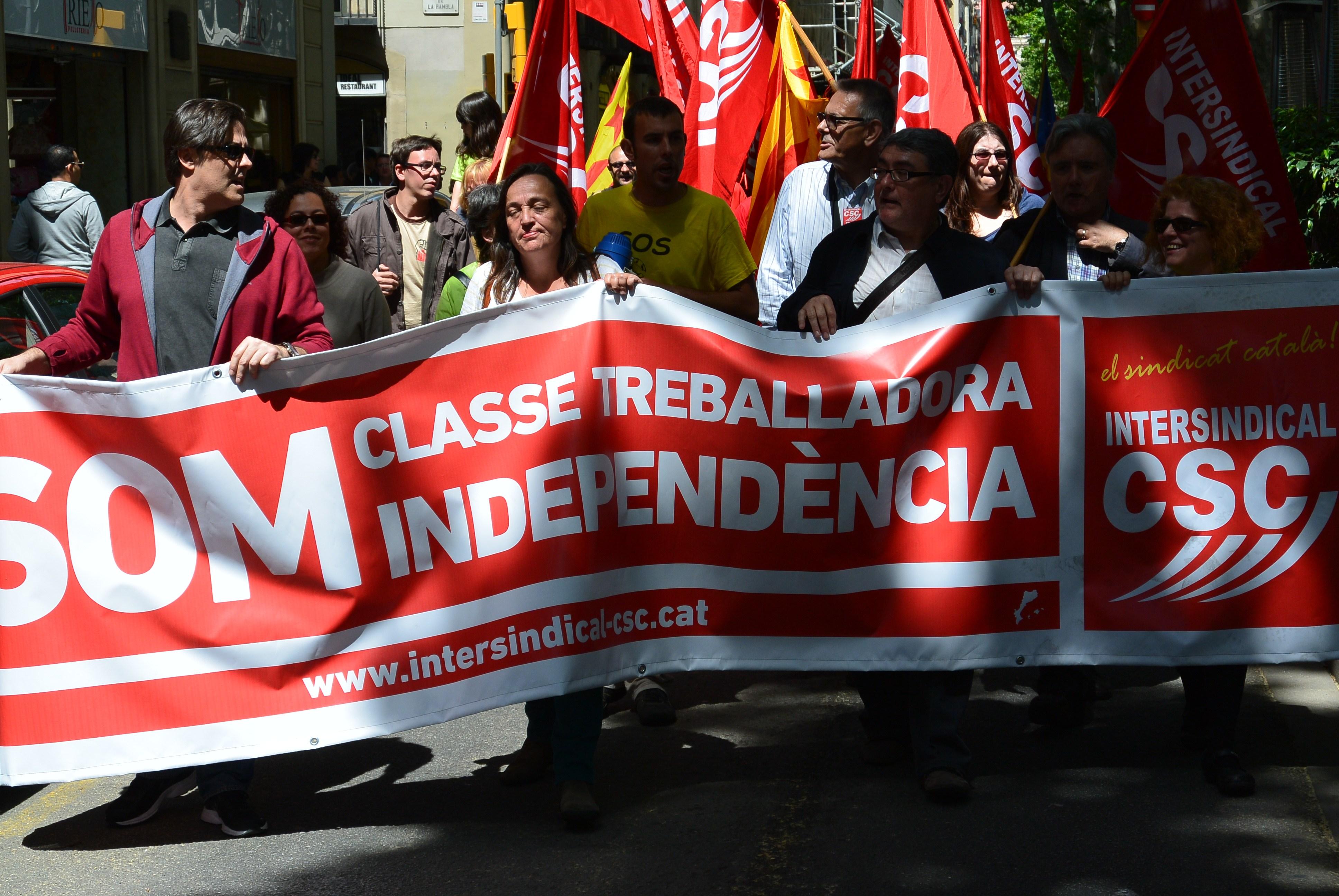 Percée de l'Intersindical-CSC (membre de la FSM) aux élections dans l'Education publique catalane