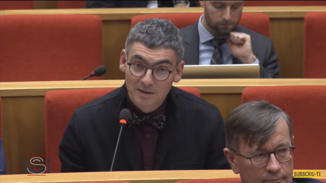 Le Sénat s'empare de la question catalane