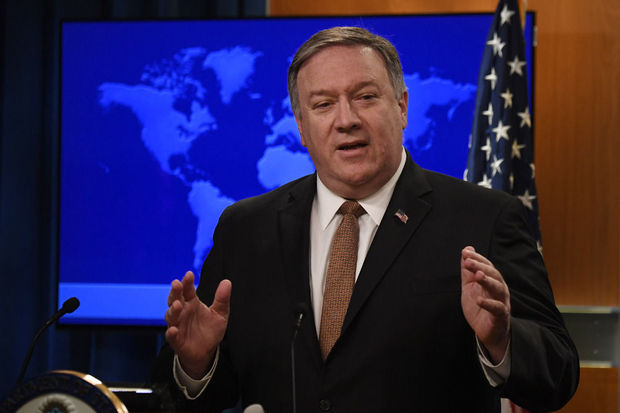 Premières sanctions de Washington contre la Cour pénale internationale