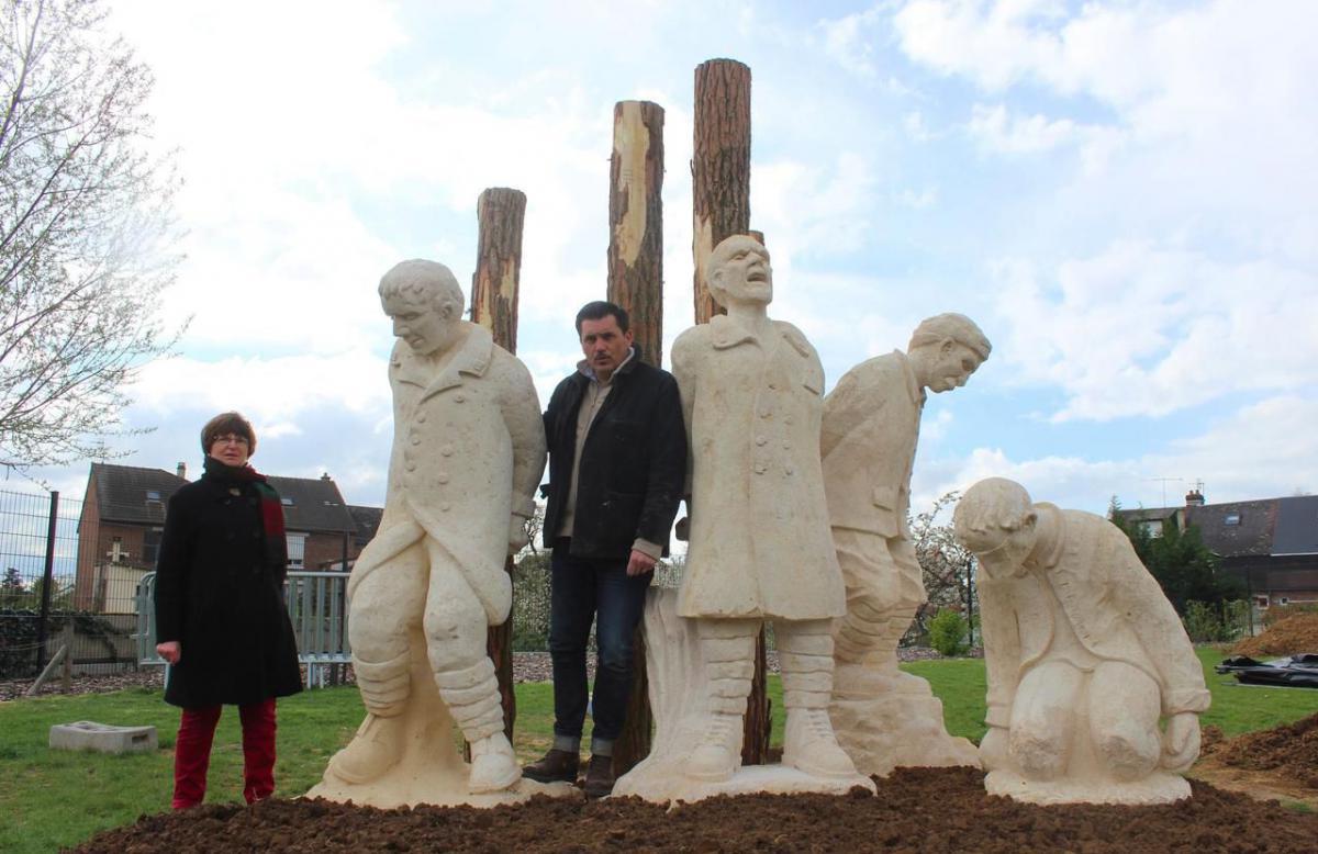 Aisne : le premier monument dédié aux soldats fusillés pour l'exemple