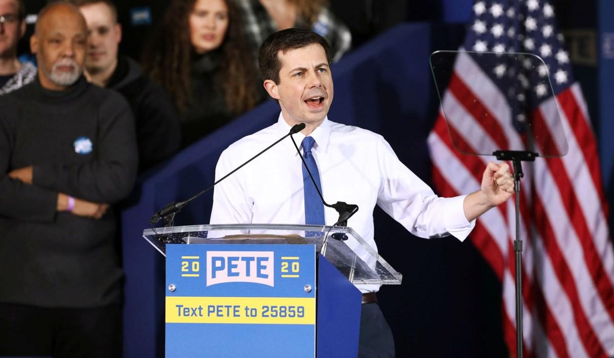 """Pete Buttigieg, candidat à la primaire démocrate : """"Je crois au capitalisme démocratique"""""""