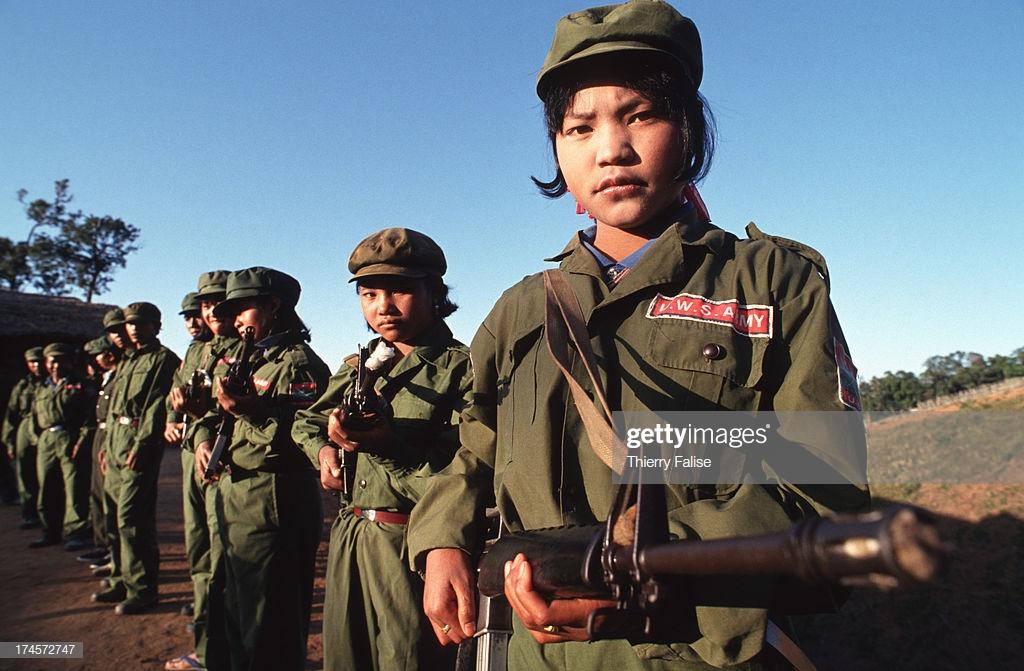Myanmar : 30 ans après sa création, l'armée communiste des Wa au faîte de sa puissance
