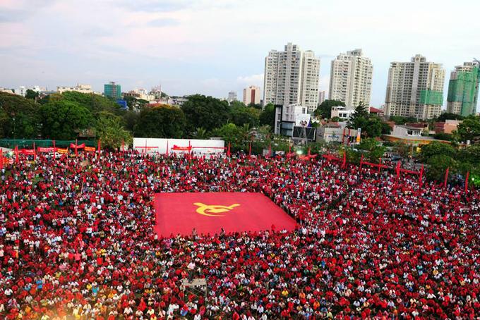 Les communistes lancent un appel au calme après l'attentat lâche et barbare au Sri Lanka
