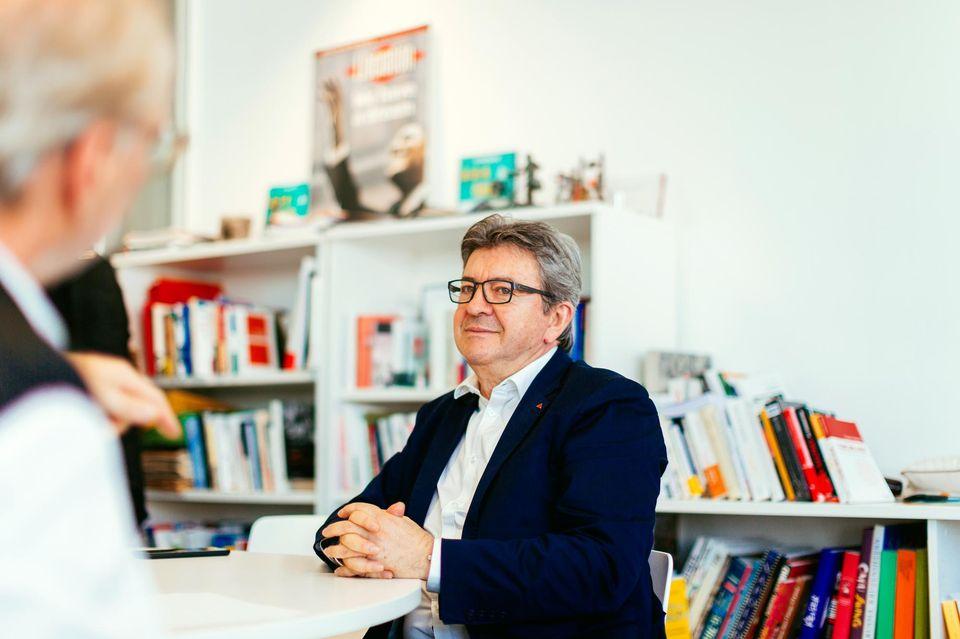 """La """"Fédération populaire"""" de Mélenchon n'est qu'un remake de la France insoumise"""