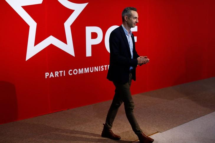 Européennes : le PCF soutenu par Costa-Gavras, Patrick Pelloux et les Pinçon-Charlot