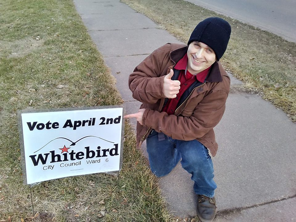Un communiste amérindien remporte une élection locale dans le Wisconsin