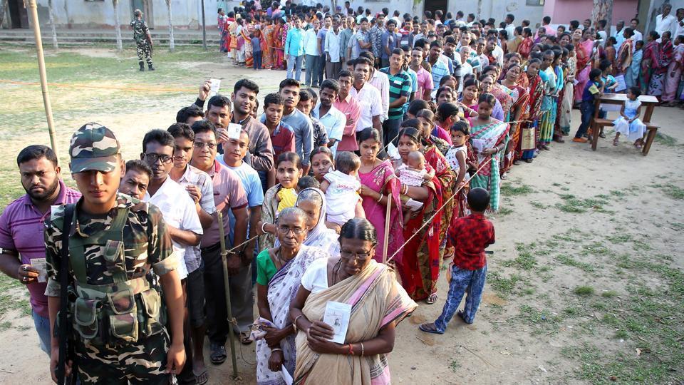 La commission électorale (ECI) ordonne qu'un nouveau scrutin soit organisé au Tripura