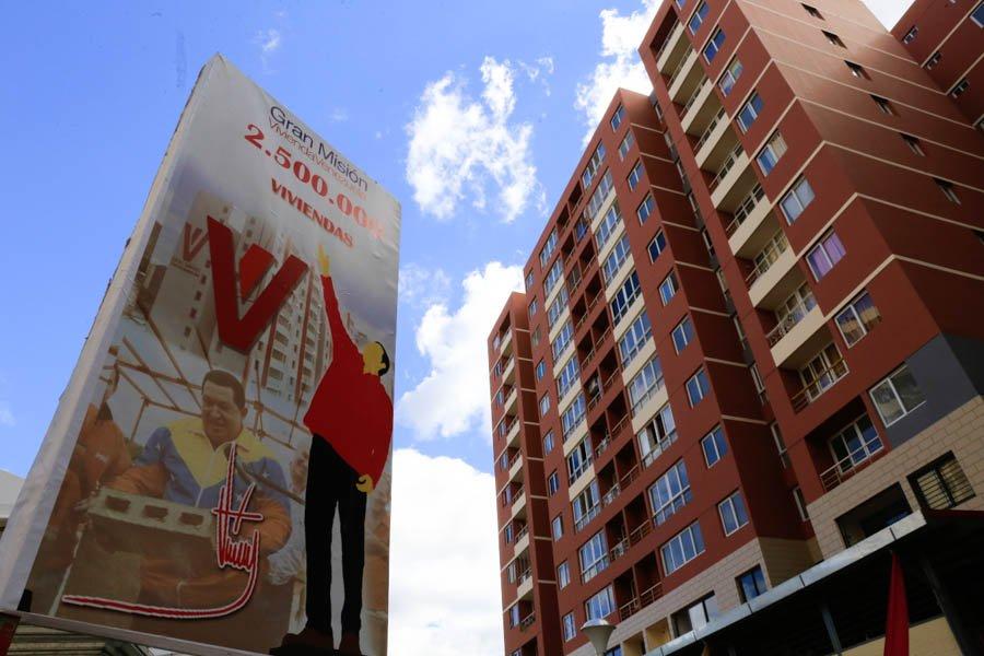 Le Venezuela a été reconnu comme pays leader dans le domaine du droit au logement
