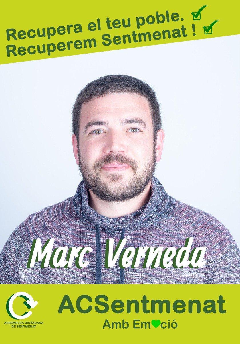 Le communiste Marc Verneda Urbano réélu maire de Sentmenat avec l'appui de la gauche indépendantiste catalane
