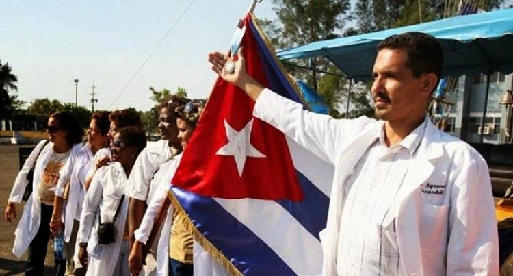 Flávio Dino (PCdoB), gouverneur du Maranhão, veut faire revenir les médecins cubains sans l'aval de Bolsonaro