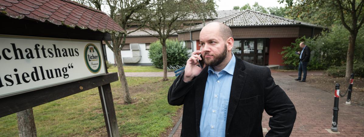 Allemagne : Un néonazi élu maire grâce aux voix de la droite (CDU), des sociaux-démocrates (SPD)