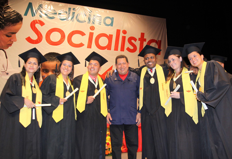 Venezuela : 2.829.520 étudiant.e.s et le triomphe de la politique socialiste universitaire