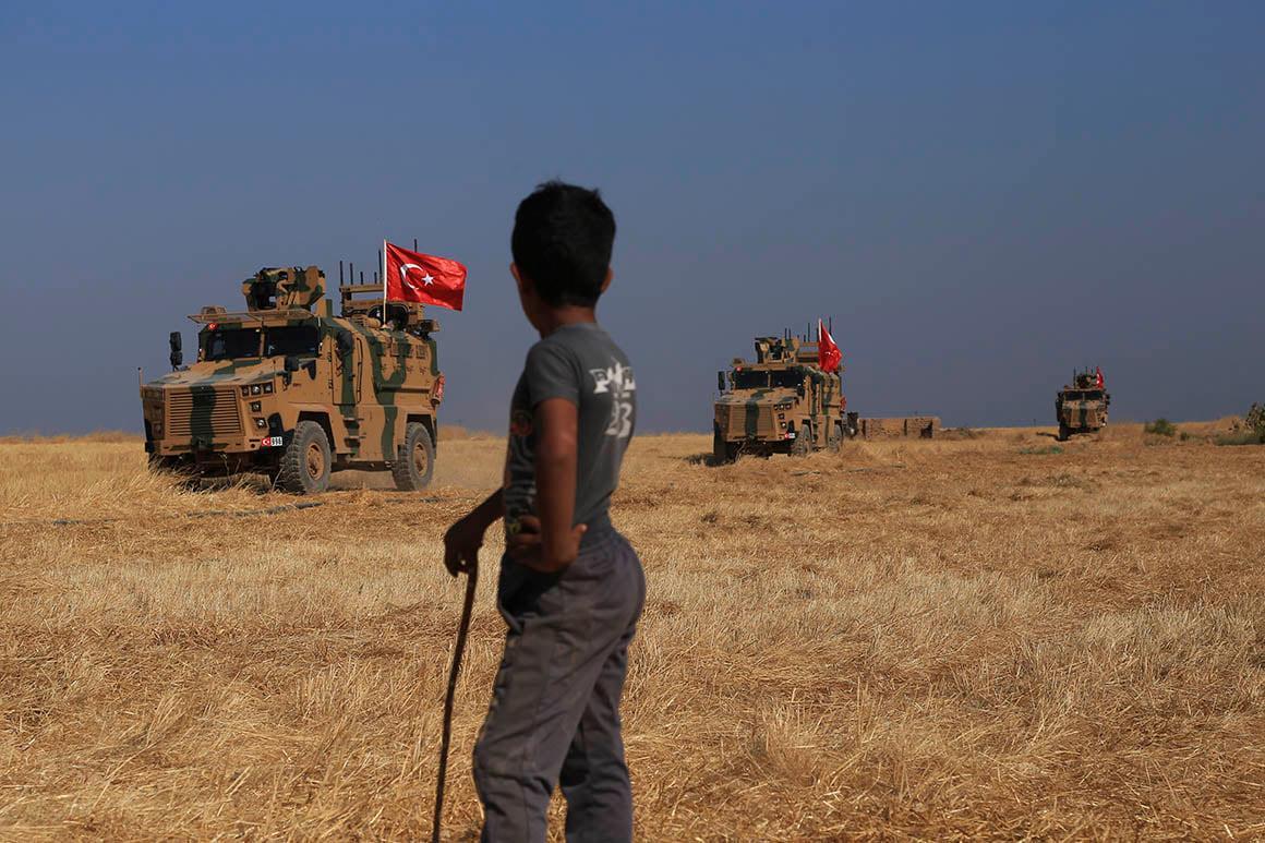 La Fédération Syndicale Mondiale (FSM) condamne l'invasion militaire de la Turquie en Syrie