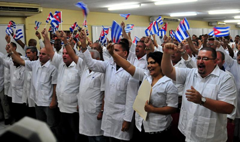 Polynésie Française : Oscar Temaru propose d'embaucher des médecins cubains